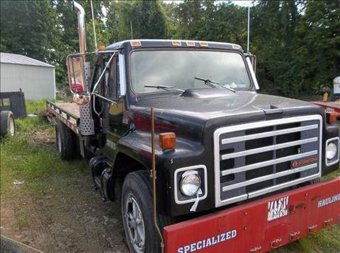 Flatbed trucks for sale in new hampshire for Lewis motor sales brentwood nh