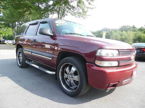 2000 chevrolet tahoe for sale for Lewis motor sales brentwood nh