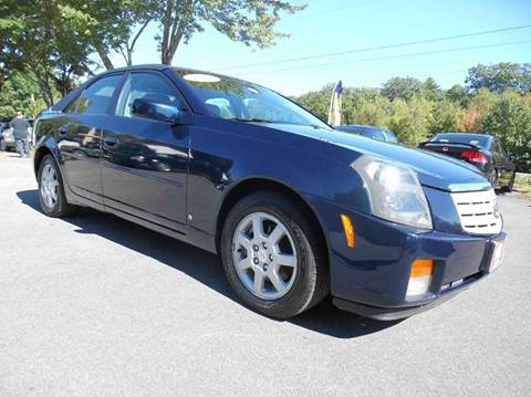 Cadillac cts for sale new hampshire for Lewis motor sales brentwood nh