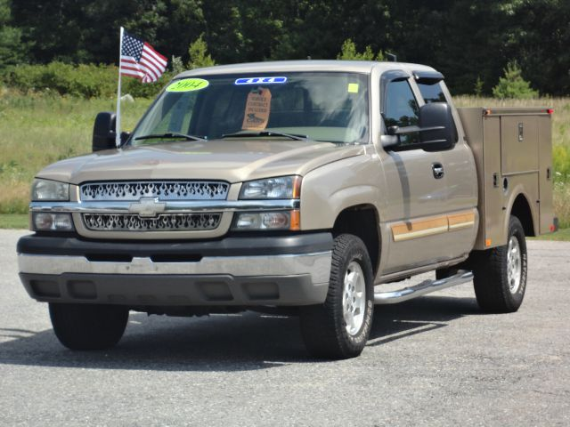 2004 Chevrolet Silverado 1500 Mechanical Body