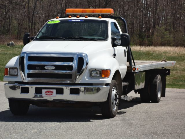 2007 Ford F650 RollBack Tow Truck