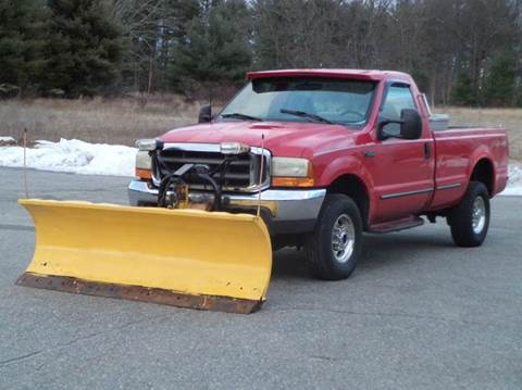 1999 Ford F-350 Super Duty