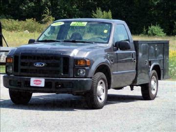 2008 Ford F250 UTILITY