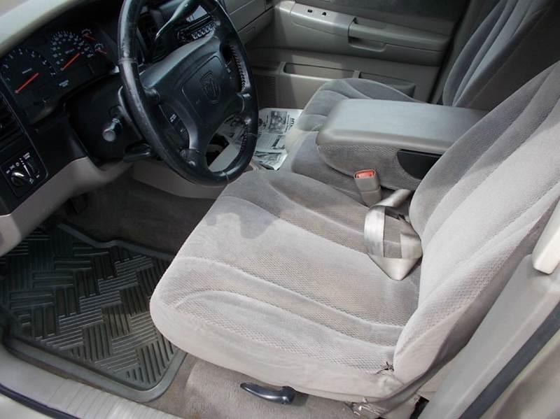 2002 Dodge Dakota 4dr Quad Cab SLT 2WD SB - Dresden TN