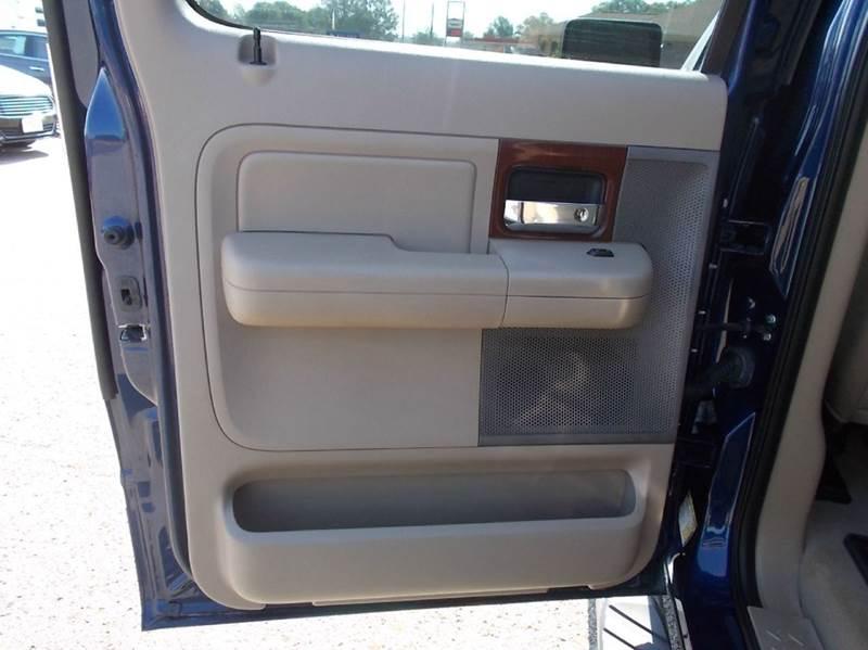 2007 Ford F-150 Lariat 4dr SuperCrew 4x4 Styleside 6.5 ft. SB - Dresden TN