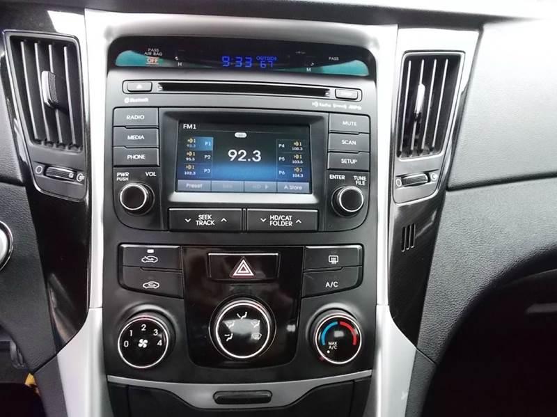 2014 Hyundai Sonata SE 4dr Sedan - Dresden TN