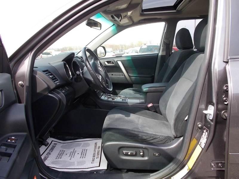 2009 Toyota Highlander Sport AWD 4dr SUV - Dresden TN