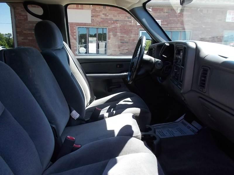 2006 GMC Sierra 1500 SLE1 4dr Crew Cab 4WD 5.8 ft. SB - Dresden TN