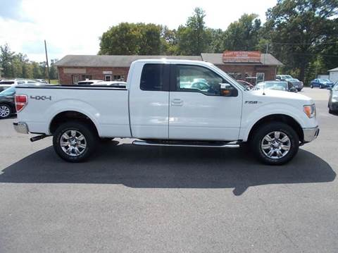 2009 Ford F-150 for sale in Dresden, TN