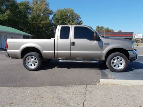 2004 Ford F-250 Super Duty for sale in Dresden, TN