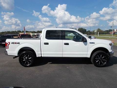 2017 Ford F-150 for sale in Dresden, TN