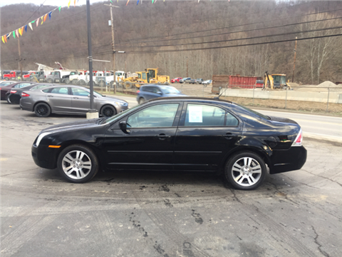 2007 Ford Fusion for sale in Oil City, PA