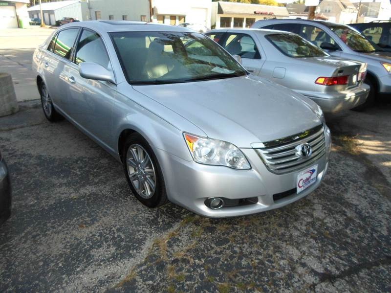 2009 toyota avalon limited 4dr sedan in appleton wi cruisin auto sales. Black Bedroom Furniture Sets. Home Design Ideas