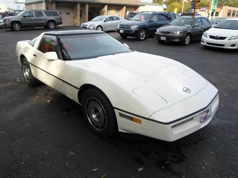 1984 Chevrolet Corvette for sale in Appleton, WI
