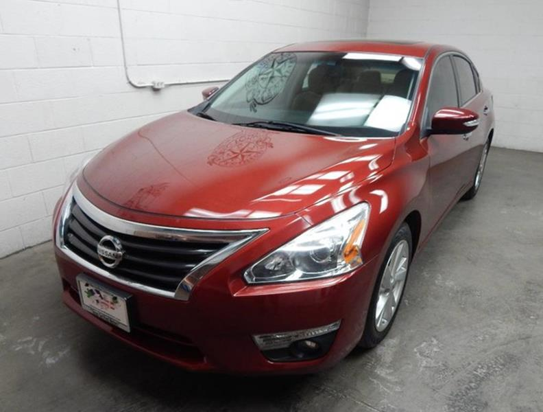 Nissan altima for sale in odessa tx for Texas certified motors odessa tx