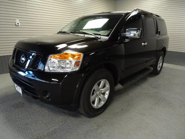 2011 nissan armada 4x2 sv 4dr suv in odessa tx texas for Texas certified motors odessa tx