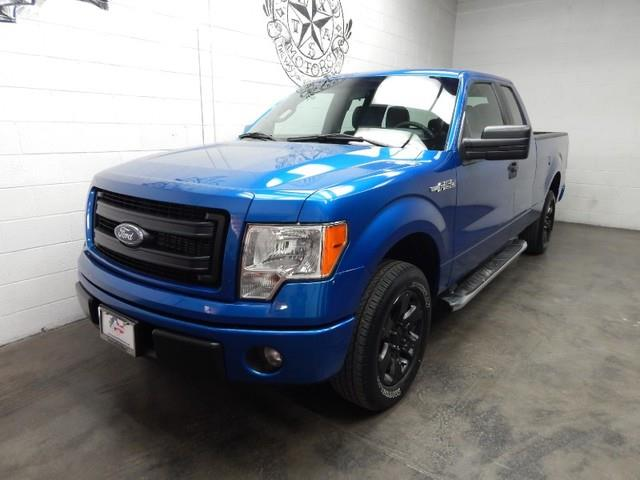 2014 ford f 150 4x2 stx 4dr supercab styleside 6 5 ft sb in odessa tx texas certified motors. Black Bedroom Furniture Sets. Home Design Ideas