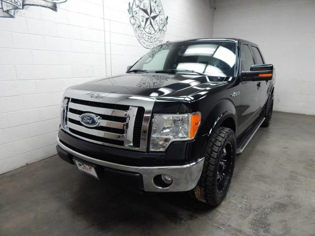 2009 Ford F 150 Lariat In Odessa Tx Texas Certified Motors