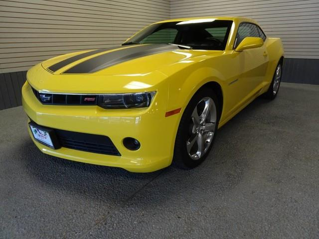 2015 chevrolet camaro lt 2dr coupe w 2lt in odessa tx for Texas certified motors odessa tx