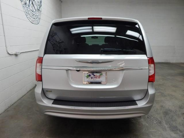 2012 chrysler town and country touring 4dr mini van in for Texas certified motors odessa