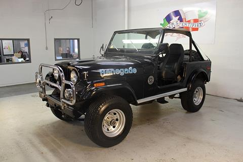 1977 Jeep CJ-7 For Sale in Fayetteville, NC - Carsforsale.com®
