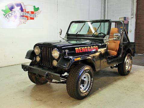 1977 Jeep CJ-7 For Sale in Portland, OR - Carsforsale.com®