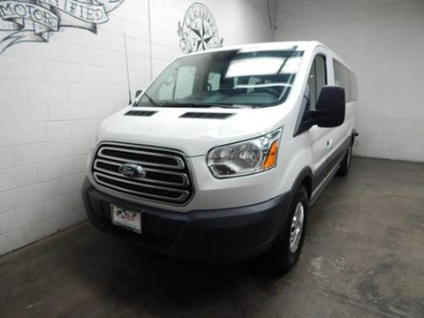 2015 Ford Transit Wagon for sale in Odessa, TX
