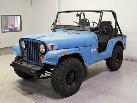 1973 Jeep CJ-5 for sale in Odessa, TX