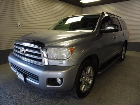 2011 Toyota Sequoia for sale in Odessa, TX