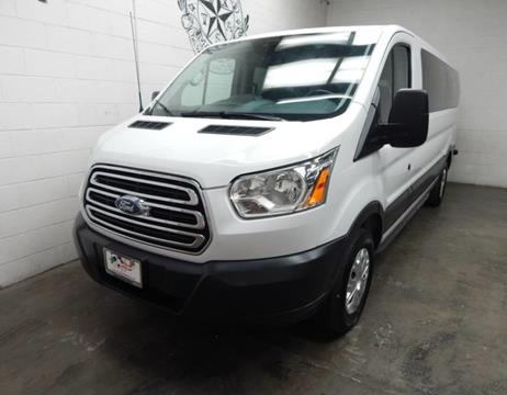 2016 Ford Transit Wagon for sale in Odessa, TX