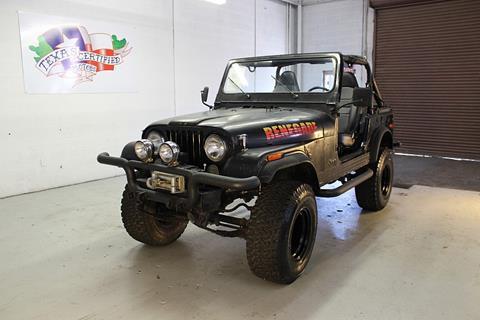 1977 Jeep CJ-7 for sale in Odessa, TX