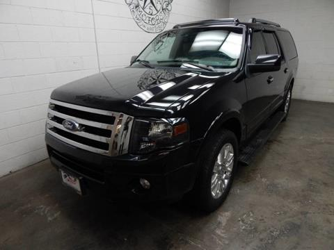 2011 Ford Expedition EL for sale in Odessa, TX