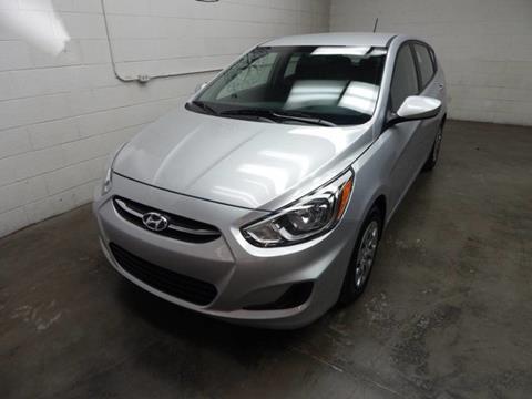 2017 Hyundai Accent for sale in Odessa, TX