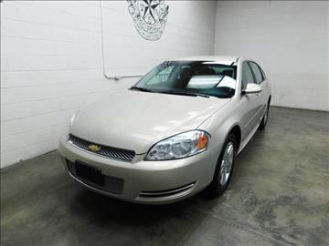 2012 Chevrolet Impala for sale in Odessa, TX