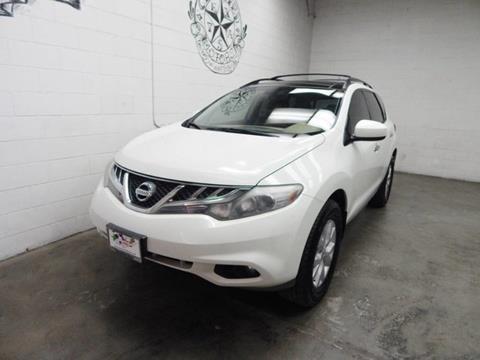 2011 Nissan Murano for sale in Odessa, TX