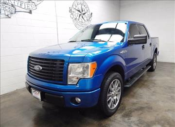 2014 Ford F-150 for sale in Odessa, TX