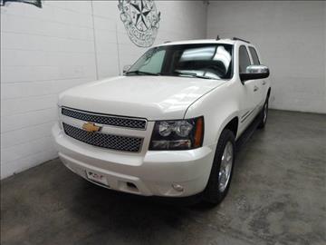 2012 Chevrolet Avalanche for sale in Odessa, TX