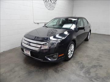 2011 Ford Fusion for sale in Odessa, TX
