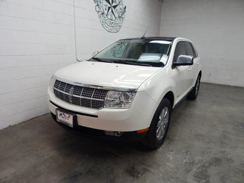 2007 Lincoln MKX for sale in Odessa, TX