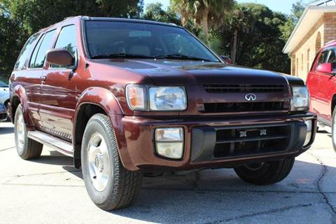 1999 Infiniti QX4 for sale in Edgewater, FL