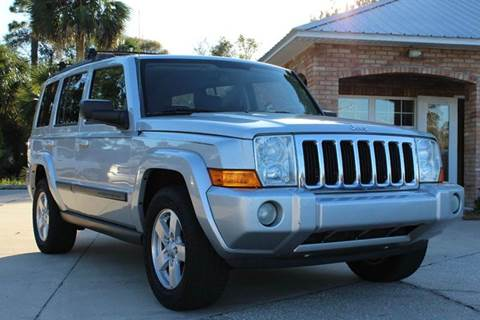 2008 Jeep Commander for sale in Edgewater, FL