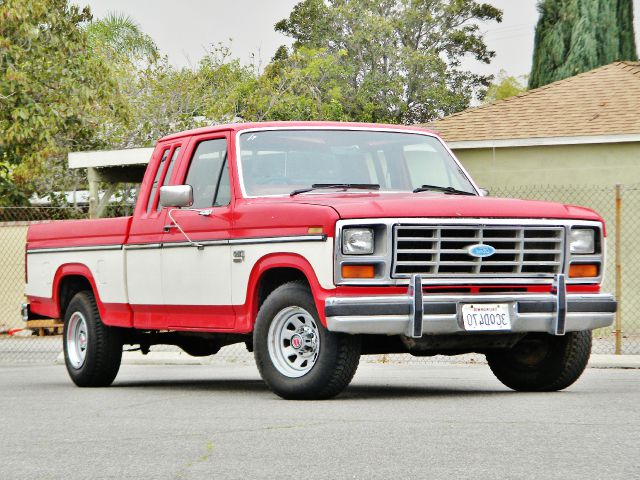 1985 ford f 150 for sale in arleta ca. Black Bedroom Furniture Sets. Home Design Ideas