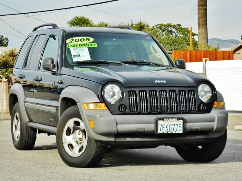 2005 jeep liberty sport 4dr suv in arleta ca united auto. Black Bedroom Furniture Sets. Home Design Ideas