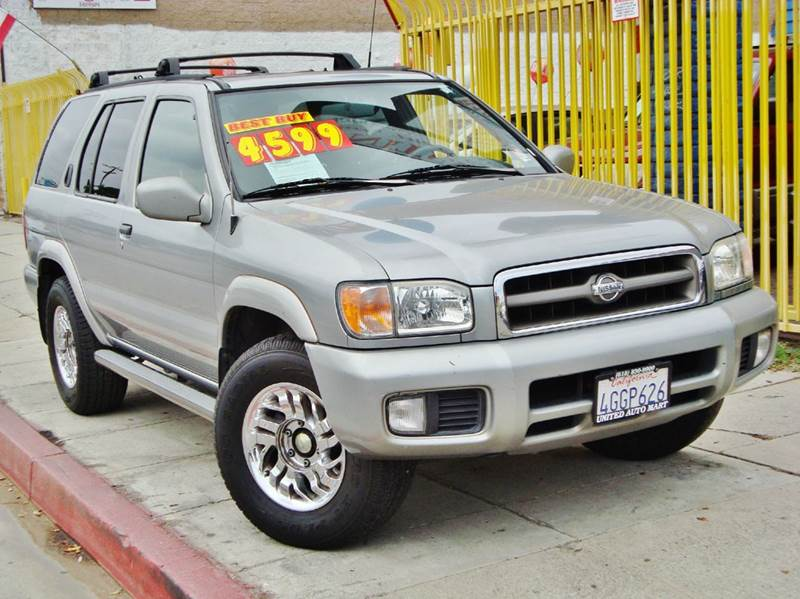 1999 Nissan Pathfinder For Sale In Oklahoma Carsforsale Com