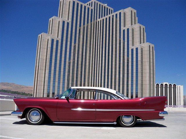 1957 Plymouth 2 Door Hard Top