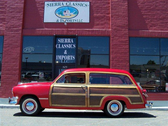 1950 Ford Station Wagon