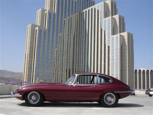 1968 Jaguar XK-Series