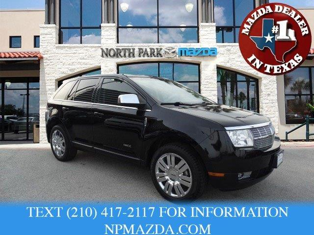 2008 Lincoln MKX for sale in San Antonio TX