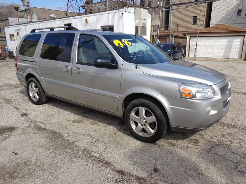 2008 chevrolet uplander lt 4dr ext minivan in chicago il. Black Bedroom Furniture Sets. Home Design Ideas