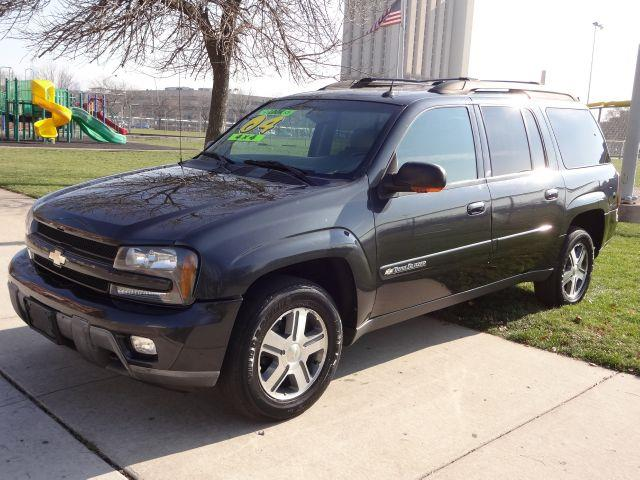 2004 Chevrolet Trailblazer Ext EXT LT 4WD For Sale In ...